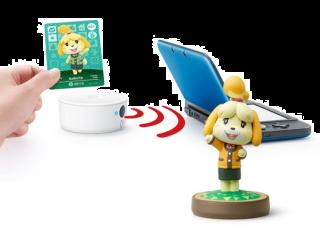 Ook amiibo cards zijn te gebruiken in <a href = https://www.mario3ds.nl/Nintendo-3DS-spel.php?t=Animal_Crossing_New_Leaf target = _blank>Animal Crossing</a> en <a href = https://www.mario3ds.nl/Nintendo-3DS-spel.php?t=Mario_Sports_Superstars target = _blank>Mario Sports Superstars</a>!