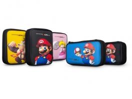 Leuke <a href = https://www.mario3ds.nl/Nintendo-3DS-spel.php?t=Nintendo_3DS_Opbergtas>opbergtassen</a> voor de 3DS XL, maar let op: koop wel eentje die past!