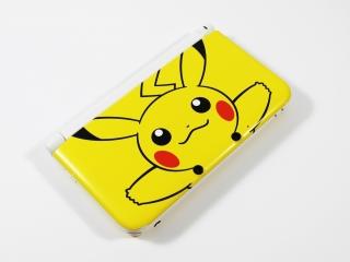 Nintendo 3DS XL Pikachu Limited Edition: Screenshot