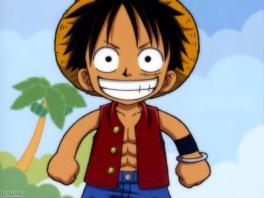 Speel als Luffy, de hoofdpersoon van de One Piece-anime!