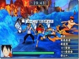 Deze game is een combinatie van vechtonderdelen en platformeronderdelen.