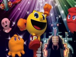 Er is een tijd geweest dat Pac-Man nog plat was.
