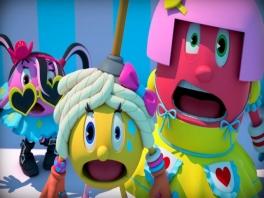 Ga op avontuur met Pac-Man en zijn vrienden.