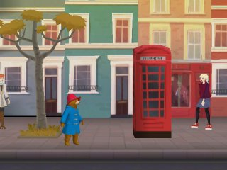 Paddington Adventures in London plaatjes