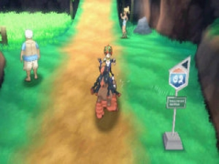 Pokemon Moon: Screenshot