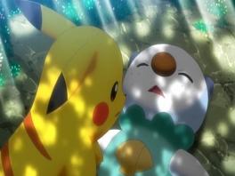Je wordt wakker als Pokémon en je avontuur begin je samen met een andere Pokémon!
