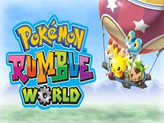 Speel als speelgoed versies van al je favoriete pokemon.