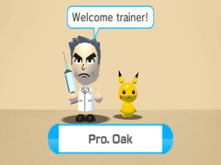 Wees stil! Professor Oak geeft uitleg!