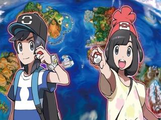 Zoals in alle andere Pokémon-games kun je weer kiezen of je als jongen of meisje speelt.