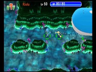 Ga langs te gekke Dungeons met je Pokémon zoals deze grot!
