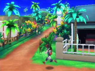 Pokemon Ultra Sun: Screenshot