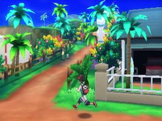 Ga op avontuur op het Alola eiland waar dit Pokémon avontuur zich afspeelt.