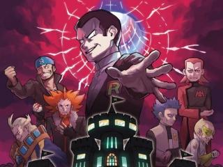 Geniet na de main storyline nog van de uitdagende Rainbow Rocket Episode!
