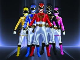 Speel als elk van de welbekende Power Rangers!