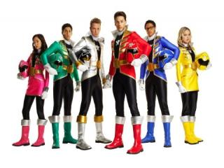 Speel met je favoriete Power Ranger.