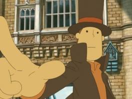 Los met Professor Layton alle mysterieuze puzzels en raadsels op.