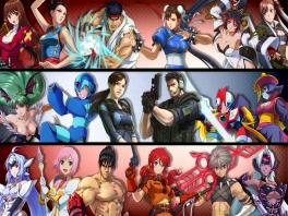 De personages van Capcom, SEGA en Namco Bandai komen samen in één game.