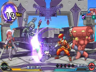 Project X Zone 2 plaatjes