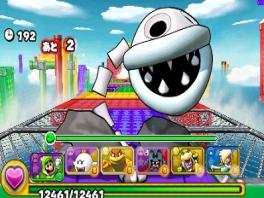 In de <a href = https://www.mario3ds.nl/Nintendo-3DS-spel.php?t=Super_Mario_Bros target = _blank>Super Mario Bros</a>. Edition versla je dus typische Mario-vijanden.