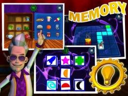 Deze groovy professor legt de minigames aan je uit!