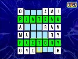 Speel Scrabble in 3D! Dan is het saai in drie verschillende dimensies!
