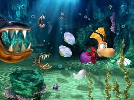 Ga samen met Rayman op avontuur om het kwaad te verslaan.