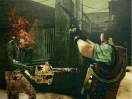 Zelfs een headshot is vaak niet genoeg om deze zombies af te maken.