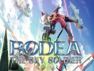 Rodea the Sky Soldier: Afbeelding met speelbare characters