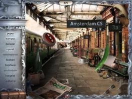 De stad Amsterdam speelt de hoofdrol in dit spel!