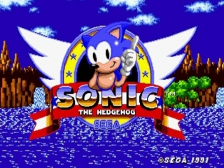 De originele Sonic mag natuurlijk niet ontbreken in deze collectie.