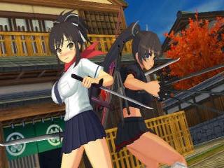Volg het verhaal van ninja-meiden die stiekem worden opgeleid door de Hanzo National Academy.