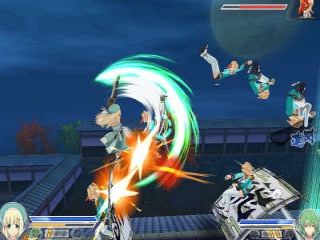 Senran Kagura 2 Deep Crimson: Screenshot