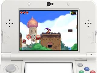 Het spel is geoptimaliseerd voor de <a href = https://www.mario3ds.nl/Nintendo-3DS-spel.php?t=New_Nintendo_3DS target = _blank>New Nintendo 3DS</a> door gebruik te maken van de C-stick en schouderknoppen.