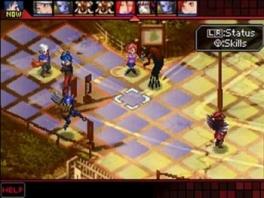 Dit is een strategische turned-based RPG-game!