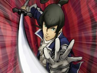 Shin Megami Tensei IV: Apocalypse: Afbeelding met speelbare characters