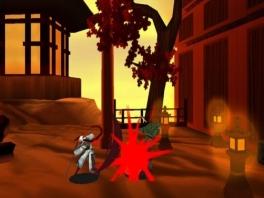 De gameplay is weinig veranderd ten opzichte van de voorgaande Shinobi games. Snel, acrobatisch maar vooral pittig!
