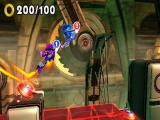 Sonic Boom Fire and Ice: Screenshot