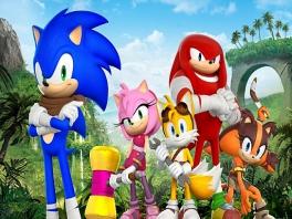 Sonic, Tails, Amy, Knuckles en sticks zijn de personages van <a href = https://www.mario3ds.nl/Nintendo-3DS-spel.php?t=Sonic_Boom_Shattered_Crystal target = _blank>Sonic boom shattered crystal</a>.