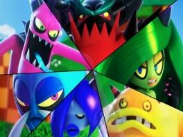 Ga met Sonic de strijd aan tegen de Deadly Six.