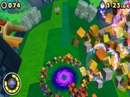Sonic Lost World bevat naast de oude ook nieuwe Color Powers.