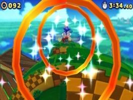 Er is een variatie tussen 3D levels en 2D levels.