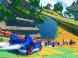 Sonic heeft toch helemaal geen auto nodig? Of wel?
