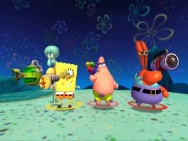 Speel je met de gierige Krabs, de altijd chagrijnige Octo? Of Patrick en Spongebob natuurlijk!