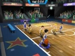 Basketball is één van de sporten. Probeer 3-punters te maken of ben je zo goed dat je kunt dunken?