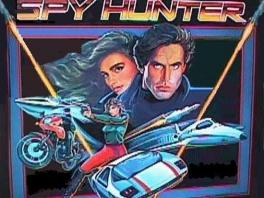 Al sinds 1981, knalt Spy Hunter alles en iedereen omver.
