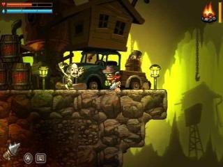 afbeeldingen voor SteamWorld Dig