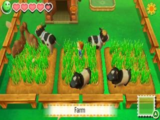 Zou je je vee wel bij je groenten zetten?