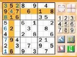 De formule van Sudoku is natuurlijk bij iedereen bekend, en deze game wijkt daar niet van af.