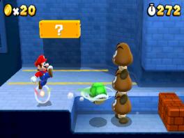 Pak die Goomba's Mario!