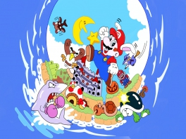 Kruip in Mario zijn schoenen en herleef het oude GameBoy avontuur op je 3DS !